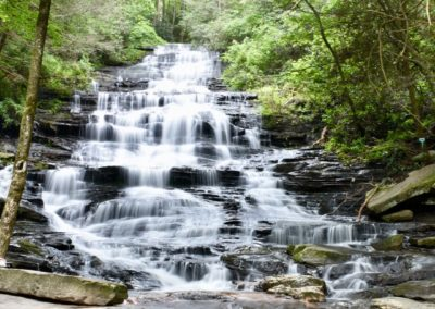 First Waterfall shot!!!