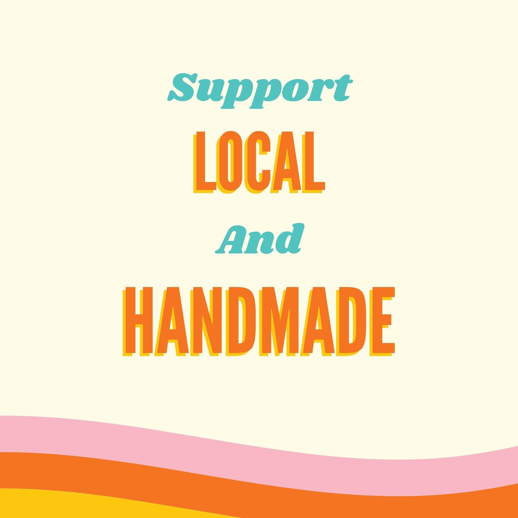 support handmade